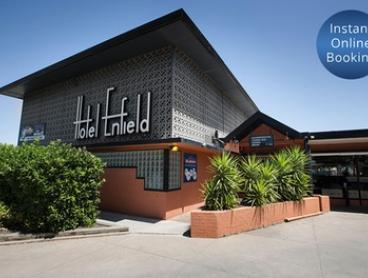 Adelaide, Clearview: One-Three Nights for Two People with Breakfast, Late Check-Out, and Welcome Drinks at Enfield Hotel