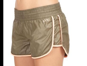 Lorna Jane Women's Imogen Run Short - Khaki