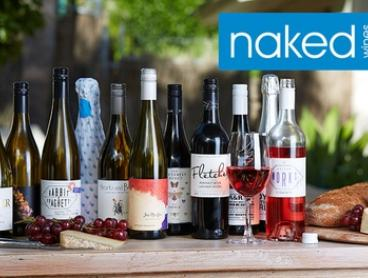 Naked Wines: $79.99 for a 12-Pack of White, Red or Mixed Wine (Up to $212 Value) + Name on Angel Waiting List