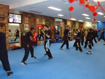 1 Month Unlimited Classes: 1 ($29) or 2 Ppl ($45) at Global Traditional Wing Chun Kung Fu Association (Up to $440 Value)