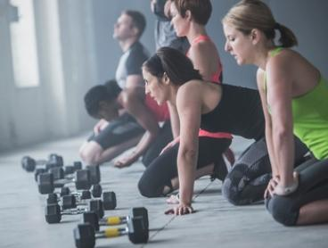 HIIT Training Five ($10) or Ten Sessions ($15) at Stepz Fitness Ashgrove (Up to $100 Value)
