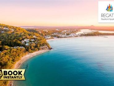 50% off Riverfront Apartment Living in Noosaville