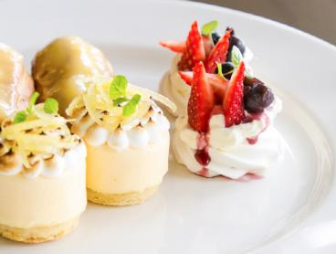 Waterfront High Tea Experience in Vaucluse with a Glass of Sparkling Wine Each is $59 for Two People, $88 for Three, $117 for Four, $146 for Five or $175 for Six People (Valued Up To $354)