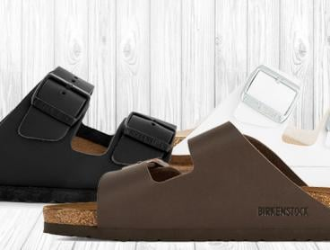 Put Your Feet First and Opt For Superior Comfort and Style with This Iconic Birkenstock Footwear! Only $89.99
