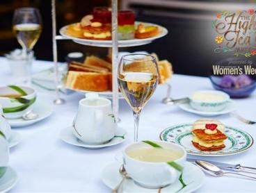 The High Tea Party with Bubbly, High Tea & Pampering