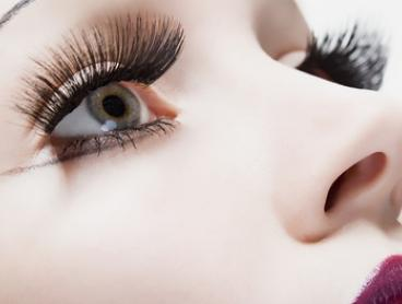$49 for a Full Set of Mink-Effect Eyelash Extensions at Golden Nails and Spa (Up to $110 Value)