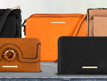 Add A Timeless Silhouette to Your Wardrobe with Stylish and Versatile Tony Bianco Handbags and Wallets. From $29.99