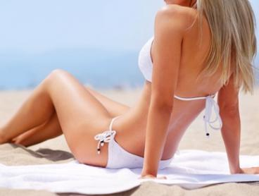 Laser Hair Removal Package - Four Areas ($125) or Full Body and Face ($249) at Aqua Skin Clinic (Up to $389 Value)