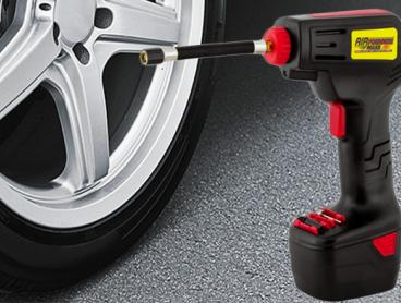 Never Have to Deal with a Deflated Tyre or Inflatables Again with This Air Pressure Maxx Portable Air Compressor. Only $59.99
