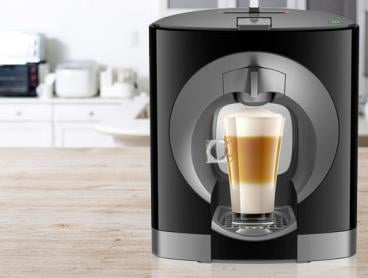 Save on The Local Cafe Stop Before Work with a Nescafe Dolce Gusto Oblo Coffee Machine on Your Counter! Only $49.99!