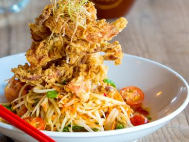 Authentic Thai Lunch or Dinner in the CBD is Only $49 for Two People or $98 for Four People (Valued Up To $240)
