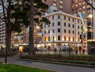 Sydney: 1-3 Nights for Two People with Bottle of Wine and Late Check-Out at Occidental Hotel