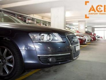 24/7 Airport Parking with Shuttle