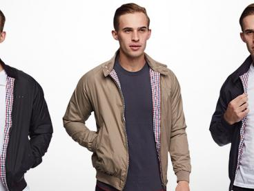 Get Prepared for the Coming Cooler Months with Ben Sherman Men's Stylish Winterwear! From $29.99