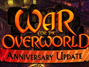 War for the Overworld, 75% Off