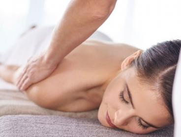 45-Minute ($29) or 60-Minute Massage ($35) at Alpha Delta International (Up to $50 Value)