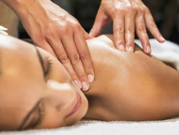 From $39 for a Choice of Massage Packages Including Hot Stone and Hand Treatment at Kylie's Beauty, CBD (From $82 Value)