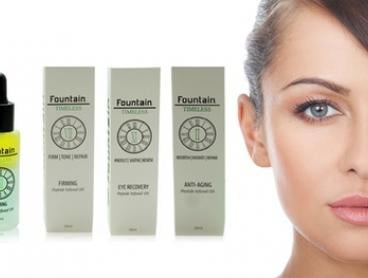 From $29.95 for Fountain Timeless Anti-Aging Face Products (Don't Pay up to $130)