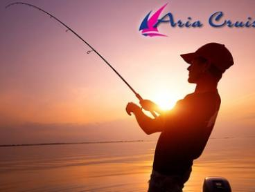 Five-Hour Reef Fishing Adventure for 1 ($49), 5 ($98) or 12 People ($579) with Aria Cruises (Up to $1,778 Value)