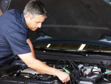 Standard ($99) or Premium Car Service ($119) at Just Service & Tyres (Up to $550 Value)