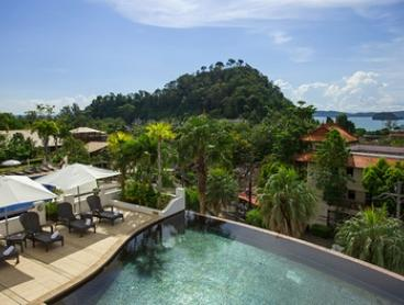 Krabi: 7 Nights for Two with Breakfast, Massage, Welcome Drink and One-Way Transfer to Alisea Boutique Hotel
