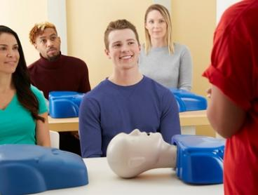 HLTAID003 Accredited First Aid Course for 1 ($49) or 2 People ($89) at Alpha Beta College Australia (Up to $198 Value)