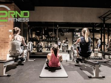Two-Week Unlimited Gym Membership for One ($9) or Two People ($15) at 12RND Fitness - Alexandria (Up to $600 Value)