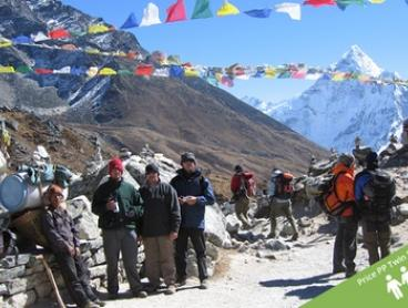 Nepal: From $989 Per Person for a 15-Day Everest Base Camp Trek with Accommodation and Guide with Ace The Himalaya