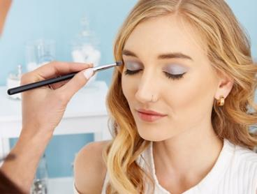 Professional Make-Up Session in Salon ($35) or On Location ($69) from Navarvilla Beauty Salon (Up to $120 Value)