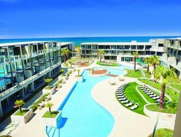Great Ocean Road: Two-Night Deluxe Room or Apartment Stay for Two or Four People at Beachfront Resort Torquay