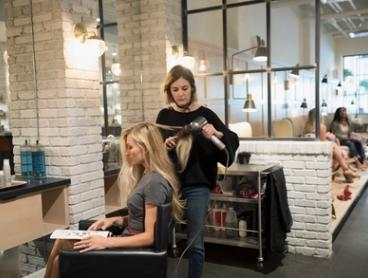 Hair Treatment and Bow-Dry for Short ($45) or Long Hair ($55) at Lamuse Hair and Beauty (Up to $120 Value)