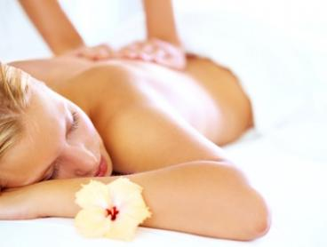 Relaxation Massage and Foot Spa for One ($45) or Two People ($89) at Angel's Natural Massage (Up to $210 Value)