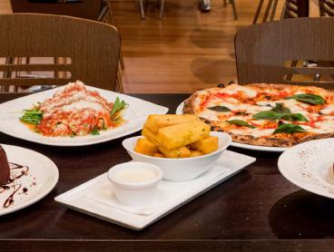 Three-Course Dinner with Wine at Award-Winning Annandale Italian Restaurant is Just $69 for Two People or $135 for Four People (Valued Up To $282)