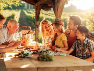 Good Food Tour: 2 Adults & 1 Child $89, 4 Adults & 2 Children $179, or 6 Adults & 3 Children $269 with Taste Bud Tours