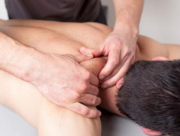 $55 for One-Hour Sports Massage at Earn The Right (Up to $90 Value)