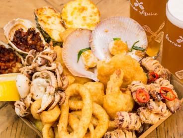 Seafood Platter for Two People with Beers at the Sydney Fish Market from Just $35! (Value $61.50)