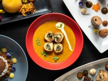 3-Course Indian Dinner with Sides for 2 ($29), 4 ($49) or 6 People ($69) at Vik's Indian Kitchen (Up to $238.50 Value)