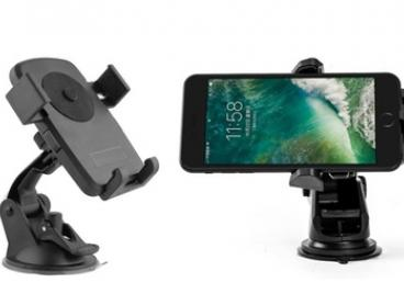 Rotating Car Mount for Smartphone: One ($9.95) or Two ($19)