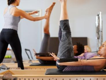 10 Classes of Reformer Pilates for One ($65) or Two People ($120) at Stretch Co Reformer Pilates (Up to $490 Value)