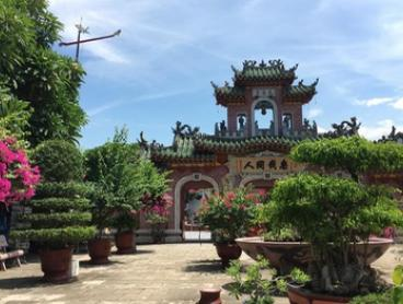 Vietnam, Hoi An: 3 or 5-Night for 2 People with Breakfast, Drinks & Massage at 4* Hoi An Central Boutique Hotel and Spa