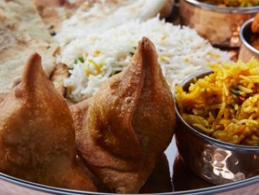 Three-Course Indian Meal with Wine for Two ($35) or Four People ($69) at Aussie Curry Lovers (Up to $130.52 Value)