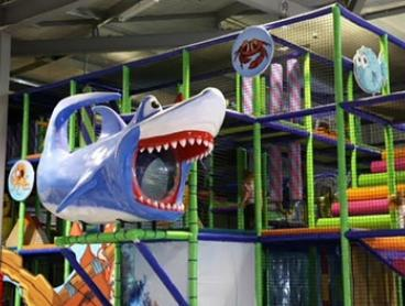 Play Centre Entry: One ($5), Two ($9.90), Three ($14) or Four Children ($19) at 123 Play Centre (Up to $47.60 Value)