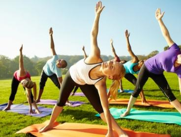 Five-Class Yoga Pass for One ($29) or Two People ($58) at Ayurveda Spa at Shanti Yoga (Up to $250 Value)