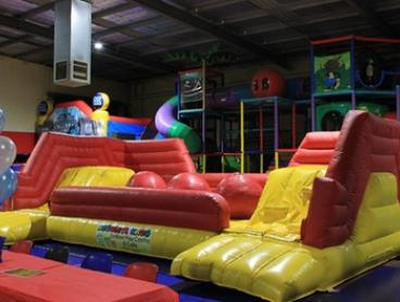 Children's Play Centre Entry: One ($3.50), Two ($7), Three ($10.50) or Four Children ($14) at Absolute Kaos Play Centre