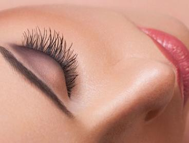 Lash Tint + Brow Threading & Tint - One ($19), Two ($35) or Three Visits ($49) at Auzus Beauty (Up to $165 Value)