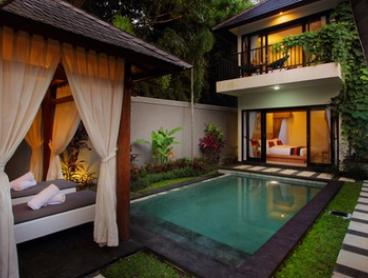 Seminyak: 5, 7 or 10 Nights for Two in a Pool Villa with Massage, Brekky and Lunch or Dinner at Agata Villas Seminyak