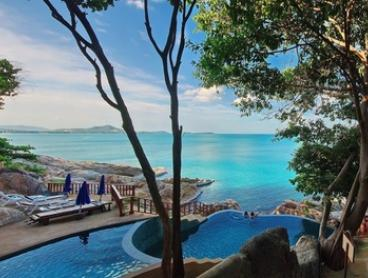 Koh Samui: 5N or 7N Nights in a Villa for 2 People with Breakfast and a Welcome Drink at Baan Hin Sai Resort and Spa