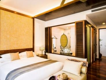 Siem Reap: 4 Nights for Two with Breakfast, Dinner, Massage and Full-Day Angkor Tour at Anantara Angkor Resort