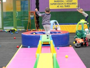 Soft Play Area Entry for 1 ($5), 2 ($9.90), 3 ($14.80) or 4 Children Aged 1-5 ($19.70) at Playdays (Up to $52 Value)