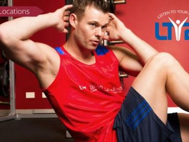 Group Personal Training: One Person ($10) or Two People ($15) at Listen To Your Body, 12 Locations (Up to $200 Value)